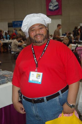 Comic Con 2007: Chef
