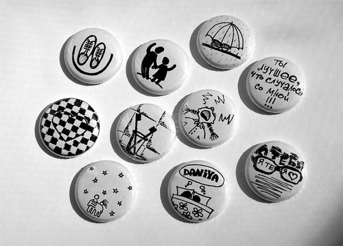 значки, buttons, pins, handmade