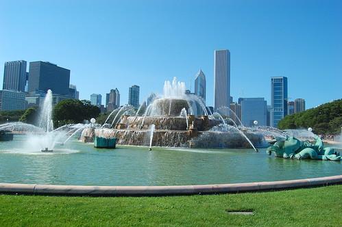 Grant Park Fountain