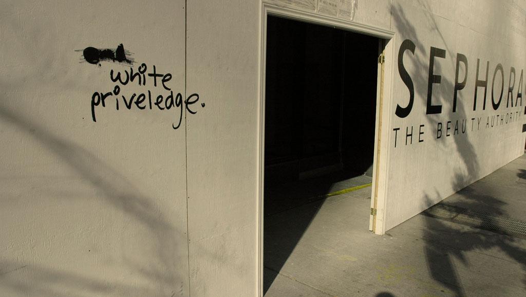 White Priveledge