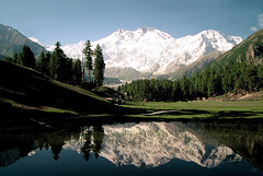 Nanga Parbat Peak (ghazighulamraza) Tags: pictures nature bravo best hunza watcher gilgit the landscapephotography welltaken abigfave anawesomeshot historyofpakistan superbmasterpiece jalalspagesmasterpiecealbum unforgetablepicture colourartaward jalalspagespakistan beautifulnorthernareasofpakistan northerareasofpakistan pakistanilandscapephotographer ghazighulamraza pakistanilandscapre