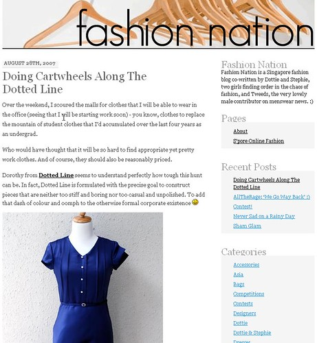 fashion nation press