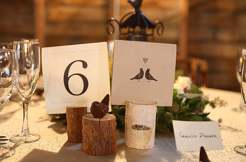 Place Card Amp Escort Card Ideas