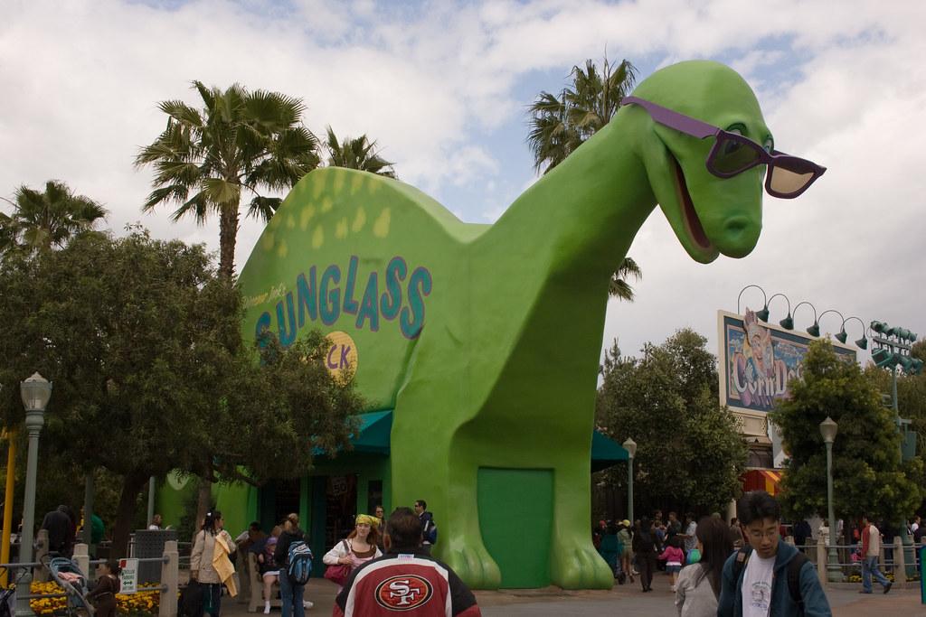 12613c9f9f Disney s California Adventure (cheukiecfu) Tags  california park shop jack  pier paradise dinosaur disney