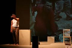 click1sm (aakin73) Tags: israel theater play theatre palestine ramallah jenin invasion arafat tanks palestinian bulbul playmakers