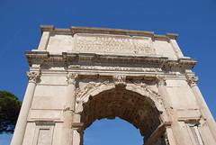 Arco di Tito 提圖皇帝凱旋門