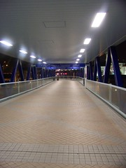 Ferry Pier Walkway ( September 2007 ) (ButchokoyD) Tags: hongkong places centraldistrict pedestrianwalkway centralferrypier