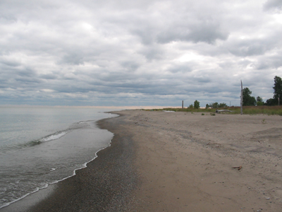 South View from the Dog Beach