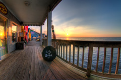 Duck_Shops_2 (shoebappa) Tags: duck northcarolina fisheye hdr obx diamondclassphotographer