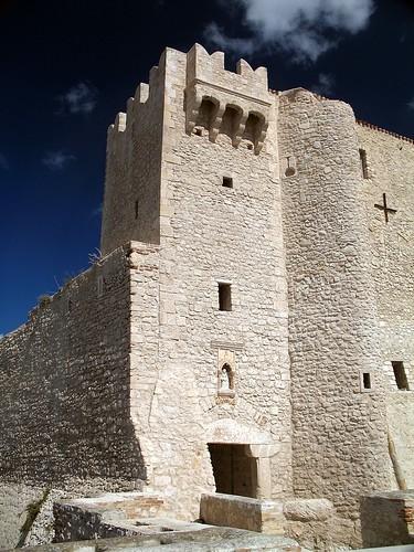Torre dei Cavalieri and Crocifisso Tremiti Islands