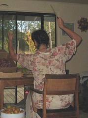 #227 On your mark, get set, CUT!! (IngallsIdyllGirl) Tags: fruit abundance chores preserves canning preserving asianpears 365days shantiknoll redplums saucetime notallthelifeofreily aretheyallcommiesorwhat puttingupfruit
