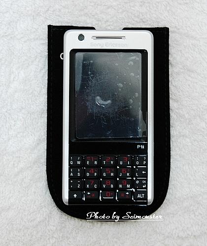 Sony Ericsson P1i 01