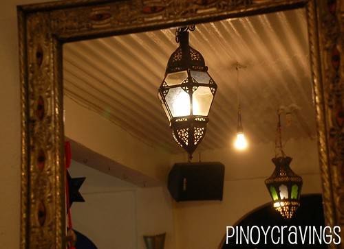 Kasbah Moroccan Lamps and Mirror