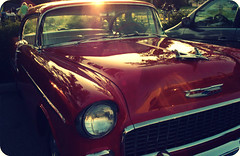 take me there (owlislove) Tags: park old red art classic me car festival fun drive automobile adventure there take vehicle breeze