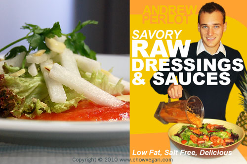 Mango Nectar Dressing From Savory Raw Dressings & Sauces