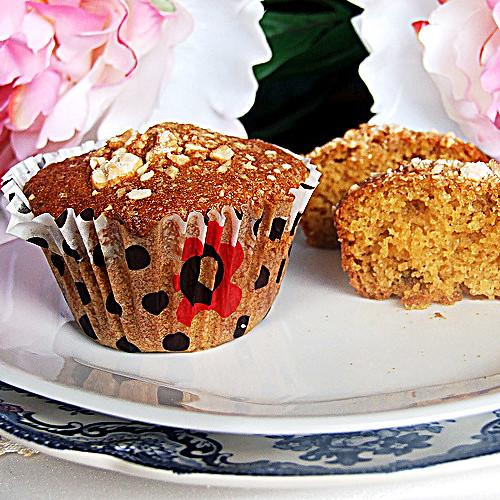 muffins zucca