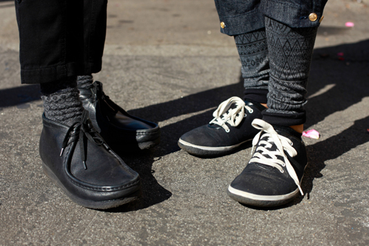2inblack_shoes - pasadena street fashion style