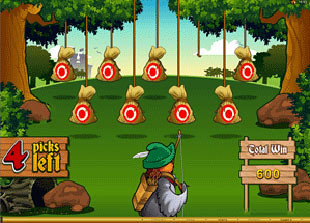 free Robin Hood Feathers of Fortune free spins