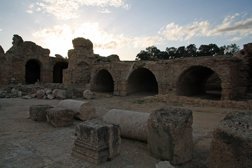 Carthage - Antonine Baths