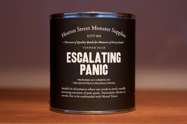 Escalating Panic