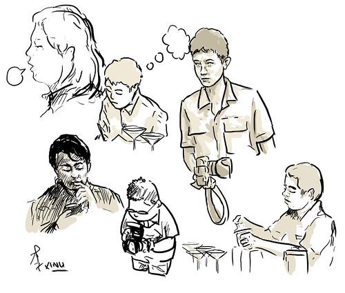TAB Doodles