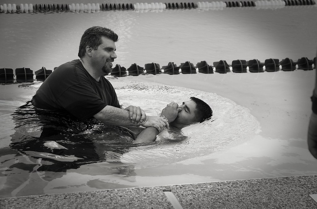 Legacy Baptism - 6/3/07