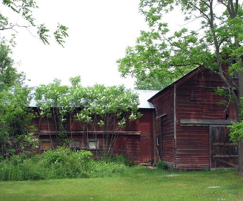 Red Barn, Clinton Corners, NY