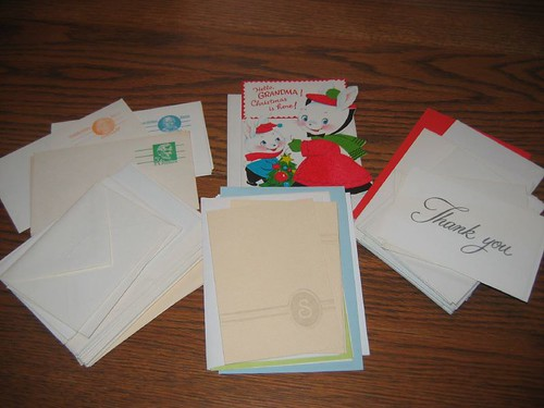 Cards & Envelopes of All Sizes
