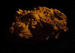 L'astéroïde Gédéon por myrique beaumier