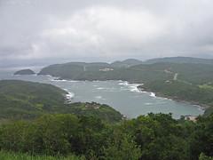 ...e a chuva cai / ...and the rain fall (EsteMar Dantas) Tags: sea brazil brasil landscape mar rj view paisagem mirante bzios praiadoforno praiadafoca pontadalagoinha