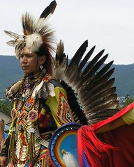 Eagle (jelee_unleashed) Tags: people beautiful outfit eagle indian feathers culture canadian firstnations pacificnorthwest nativeindian colourartaward squamishpowwow