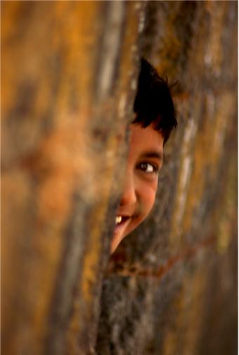 Un enfant caché