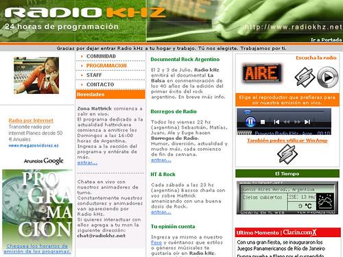 Radio KHZ