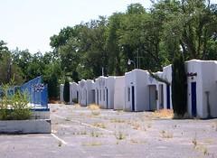 Albuquerque, NM El Vado Motel (army.arch) Tags: abandoned route66 closed motel historic nm nationalregister nrhp albuquerquenewmexico