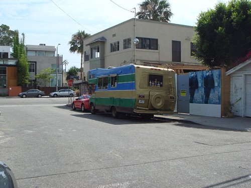 Crazy RV in Venice