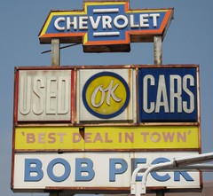 Not the best used cars -- just 'ok' by rjs1322 on Flickr!