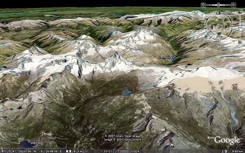 Google Earth-Zermatt:Matterhorn-image00883