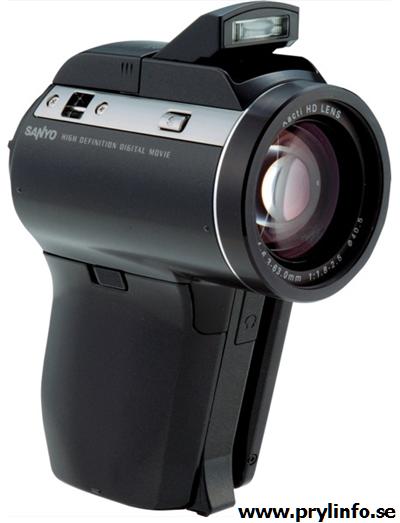 sanyo Xacti DMX-HD1000 videokamera 5