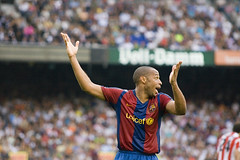 FCBarcelona-Athletic Club - Jorn.01 2007-2008, Thierry Henry (Dakinho) Tags: camp club 1 football athletic bilbao henry futbol bara fcbarcelona thierry jornada league nou calcio liga 0708 lfp lliga 20072008