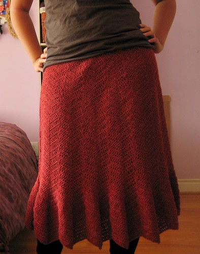 herringbone skirt, iii.