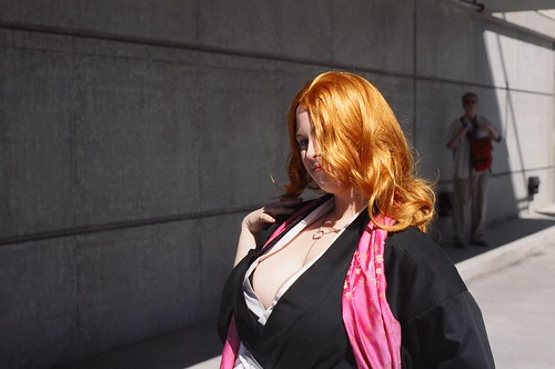 Bleach Rangiku Matsumoto Photos Cosplay