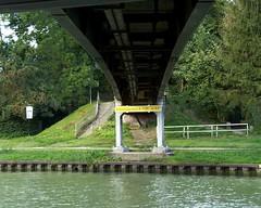 Prozessionswegbrücke  Münster (Tiefbauamt) Tags: treppe brücke 1000 münster brücken dortmundemskanal prozessionsweg leinpfad