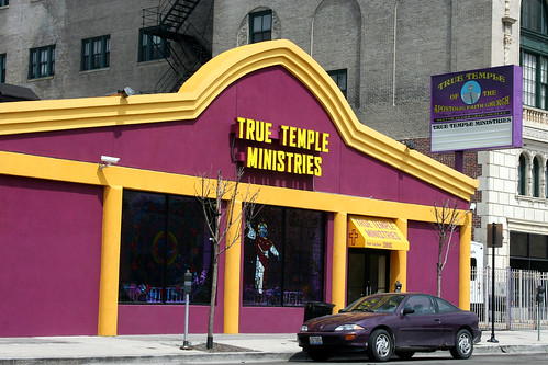 Purple Church
