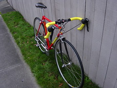 1993 Colnago Super PIU (bicycle3942) Tags: columbus classic bicycle italian steel super colnago mavic piu shimano chromed lugged shimano105 ultegraduraace superpiu