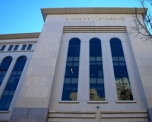 New Yankee Stadium, South Bronx, New York City by jag9889.
