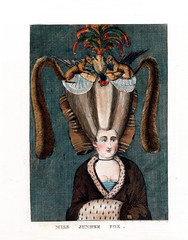 Vintage Fashion Plate! Marie Hair!
