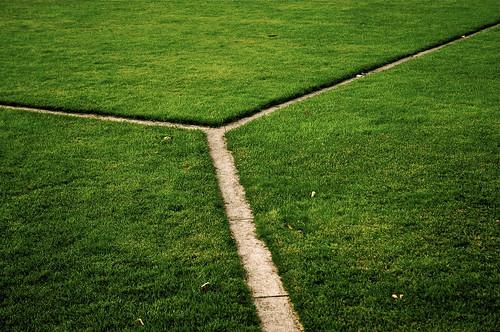 conjunción sobre tapiz verde by eMecHe