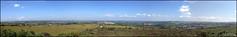 Carn Marth panorama (Simon Bone Photography) Tags: panorama landscape cornwall hill landmark quarry cornish redruth carn canon1740mmlf4 carnmarth wwwthehidawaycouk canoneos7d