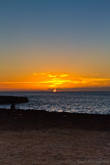 Autumn Sunset (Beum Gallery) Tags: ocean sea mer atlantic morocco maroc rabat atlantique ocan