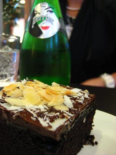 Dessert at Illy's (K11, Tsim Sha Tsui)